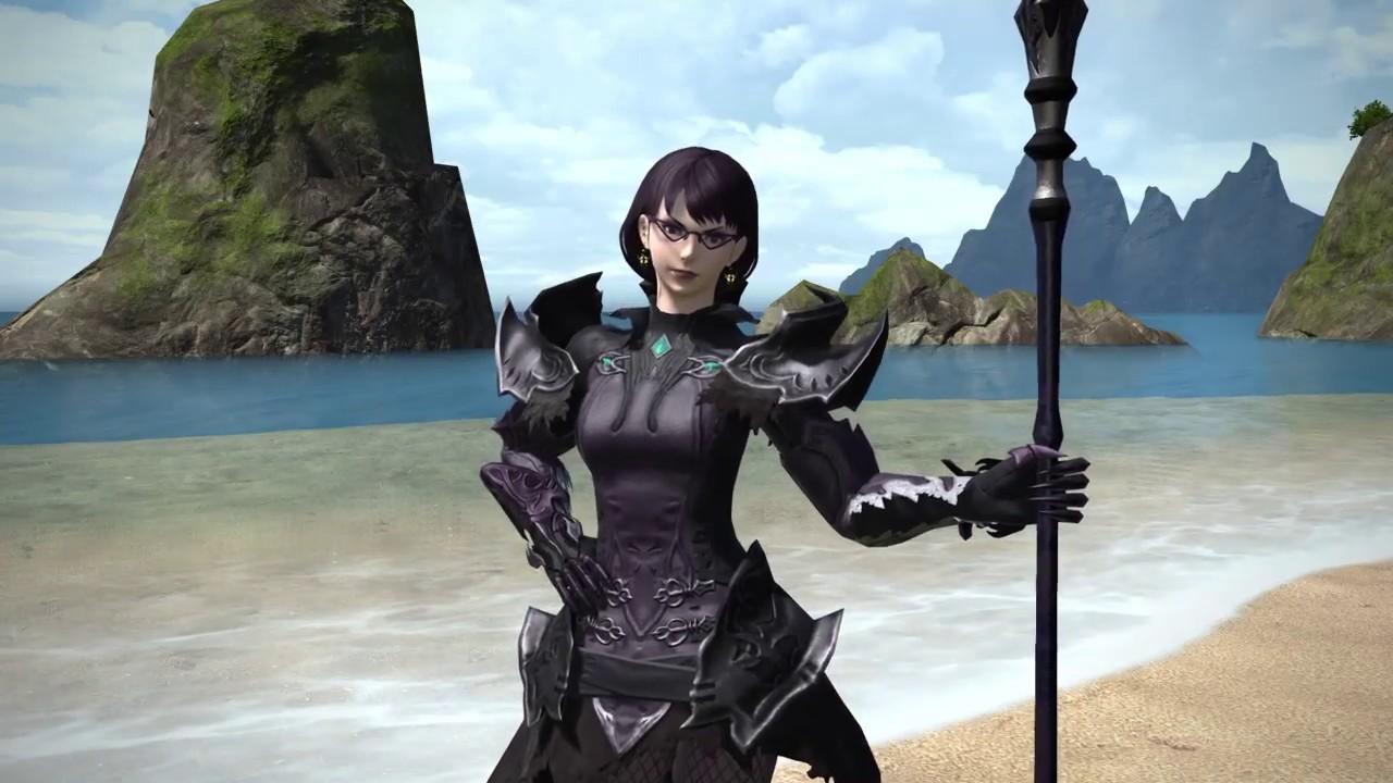 FFXIV Stormblood 4 5: Lexen-Tails (Alma) Hairstyle!