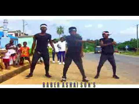 Ghana best kids dancers battle with Jay Nero ft ni