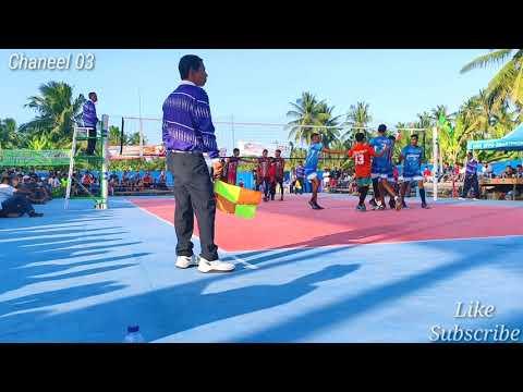Vollyball Aksi Aksi Terbaik Para Pemain SINGAPORE VC. Vollyball 2020