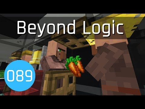 Beyond Logic #89: Fixing Broken Farms | Minecraft 1.14