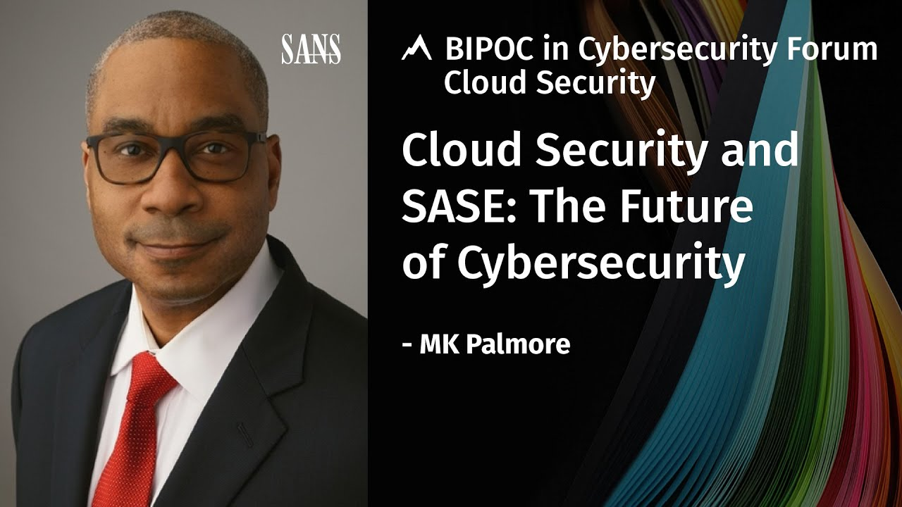 Cloud Security and SASE : The Future of Cybersecurity