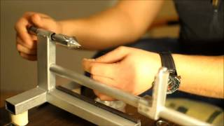 Машинка для в'язання крючков - binding fishing hooks