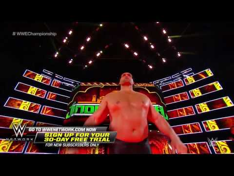 The Great Khali returns with his old theme