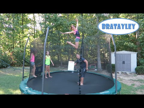 Gymnastics Games! (WK 242) | Bratayley from YouTube · Duration:  19 minutes 10 seconds