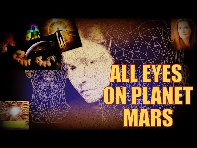Why are All Eyes on Planet Mars - What to expect in March 2021(Code – Energy Update) Jesse An.