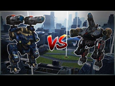 [WR] 🔥 Bulwark VS Fenrir - Comparison With Gameplay   War Robots