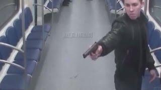 Расстрел дагестанца в московском метро! ВИДЕО камер наблюдения!(Еще 17 ноября одного из пассажиров расстреляли из травматического оружия. Однако известно об этом стало..., 2013-11-22T08:49:00.000Z)