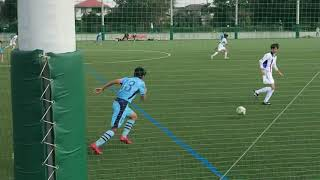 2018.10.21(土) かもめパーク U-151部リーグ SCH.FC - バディーSC.