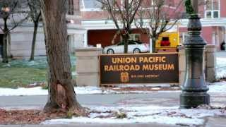 The Union Pacific Railroad Museum