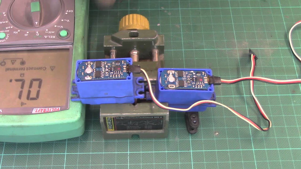 How To Repair Fix Traxxas Servo X Circuit