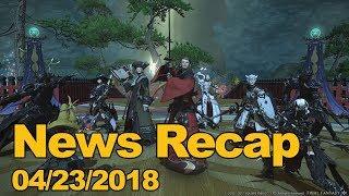 MMOs.com Weekly News Recap #144 April 23, 2018