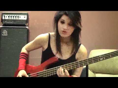 Sick Puppies 'Odd One' Bass Lesson