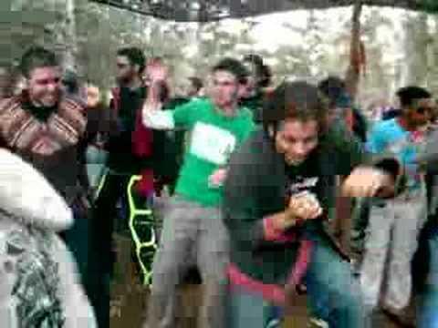 AFGIN Dj set - small friends party -,jerusalem forests