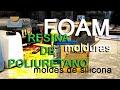 Como hacer una moldura de poliuretano