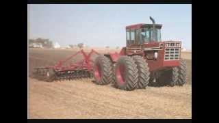 Farming in The 70's and 80's with IH part II