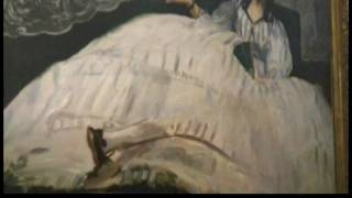 "Understanding Art Through Budapest Fine Arts Museum: Part II : Manet: ""Lady With a Fan"""
