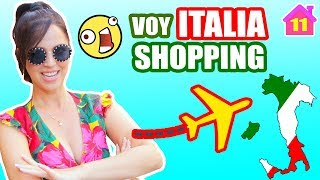 VOY A ITALIA A COMPRAR ADORNOS para la Casa! Cap 11 - Poniendo Bonita la Casita - SandraCiresArt