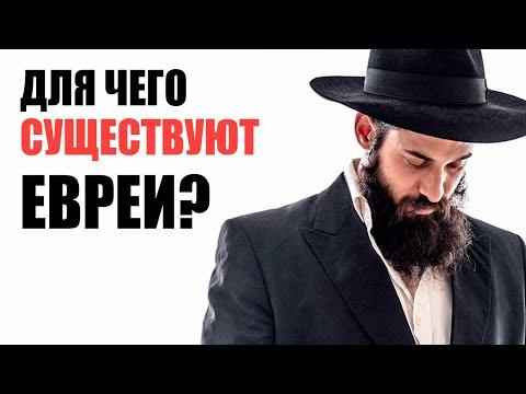 Для чего существуют евреи?