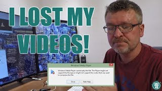 I lost my DJI drone videos!! How to fix DJI corrupt videos for free