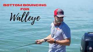 How To Bottom Bounce for Walleye