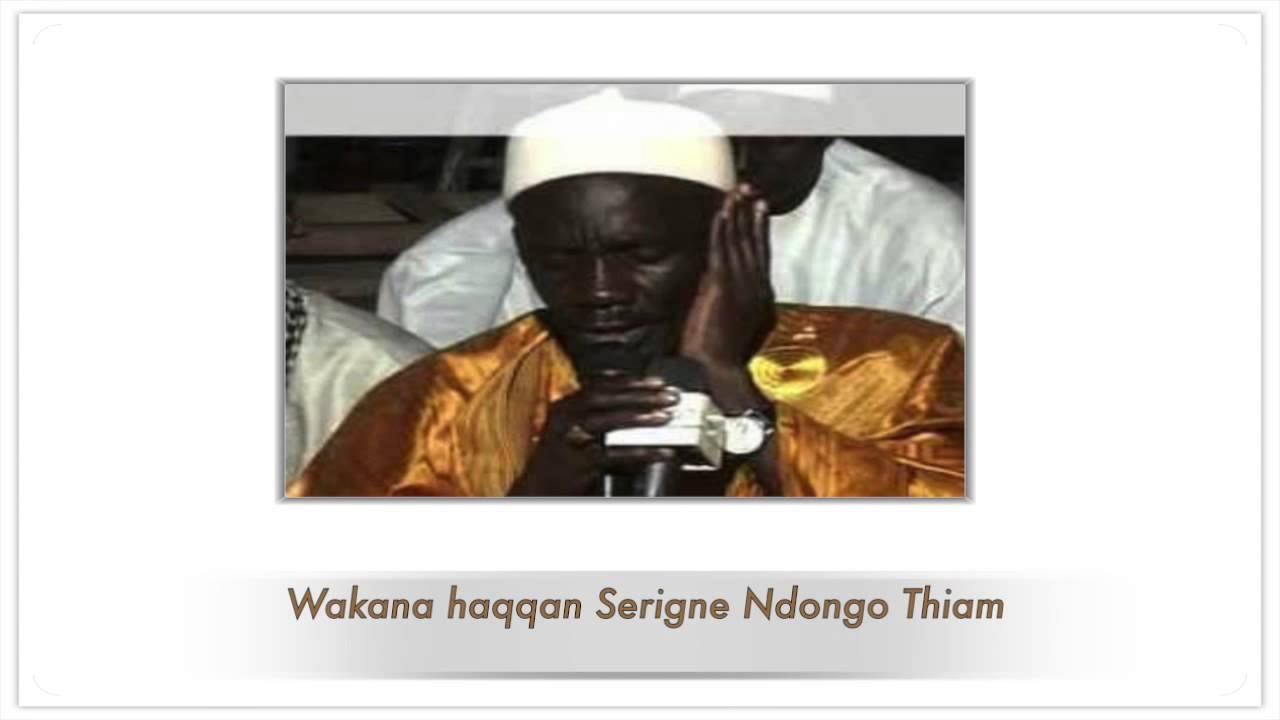 ndongo thiam