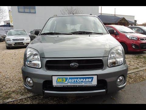 Subaru Justy G3X 4x4
