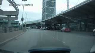 O estacionamento no Terminal 3 do Aeroporto de Toronto Pearson YYZ