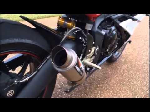Triumph Daytona R with Austin Racing GP-R Slip On