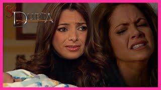Soy tu dueña: Valentina se entera que José Miguel tiene un hijo | Escena - C 41