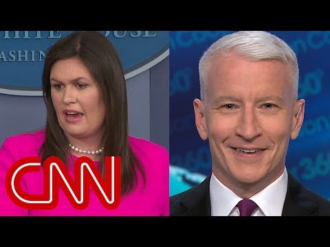 Anderson Cooper laughs at Sanders explanation: That's rich