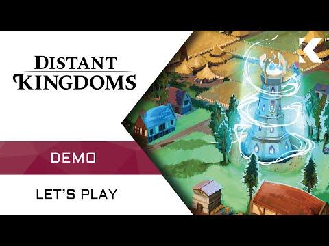 Distant Kingdoms   Demo Let's Play