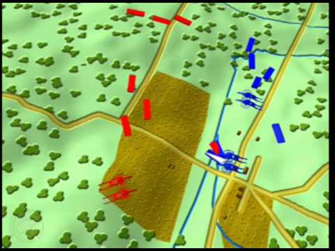 The Battle of Guilford Courthouse: an Animated Map