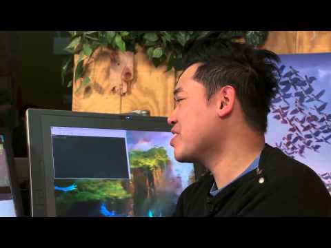 RIO 2 - INDAC - Interview with Melvin Tan, Supervising Animator