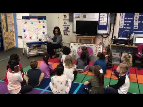 Fuquay-Varina Elementary School Visit