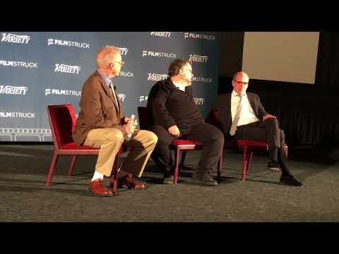 水底情深 The Shape of Water Q&A with 導演 吉勒摩·戴托羅 Guillermo del Toro and 李察·傑金斯 Richard Jenkins on 2/7/18.