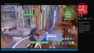 fortnite battle royale solo's(Can i get a win)!!!!