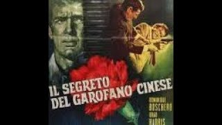 BRAD HARRIS in SECRET of the CHINESE CARNATION, 1963. Euro-Spy. FULL ...