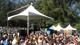 Adnan Sharif @ Power to The Peaceful Festival September 11th 2010 part 1