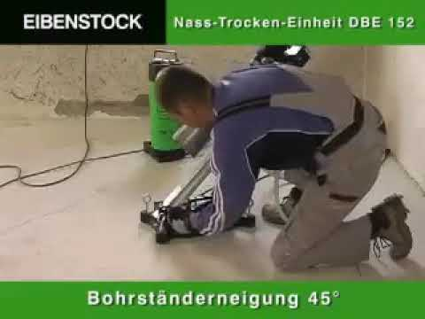 EIBENSTOCK Diamant-Bohreinheit DBE 162