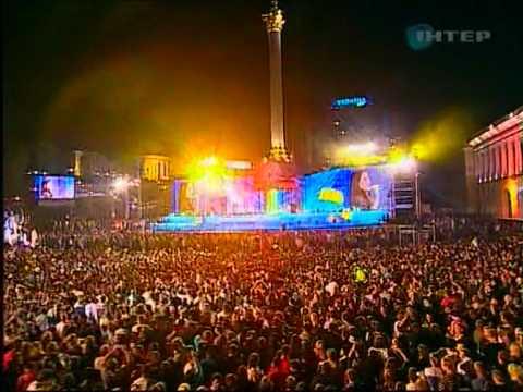 День Независимости, Майдан. Киев, 24.08.2011