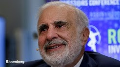 Billionaire Carl Icahn on Investments, CMBX 6 Short, Oil Buy