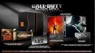 BLACK OPS 2 Harden and Prestige Edition  Details and  what comes inside it