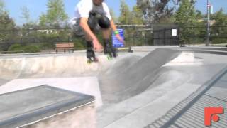 Cruising & Riding Free - Freeline Skate