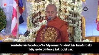 """Arakan, Bir Müslüman'ı öldürdükleri zaman, diyorlar ki """"Burma bizim ülkemizdir"""
