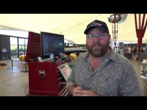 Shane Jacobson Interview - Top Gear - Kenny - EK Holden Car Restoration Australia - Salvo Resto