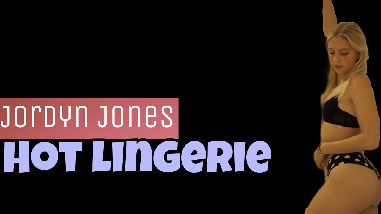 Jordyn Jones Butt