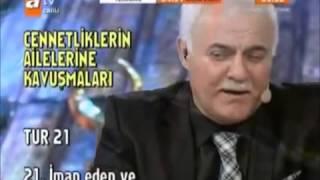 Download Video Nihat Hatipoğlu Cenneti Anlatıyor - atv MP3 3GP MP4