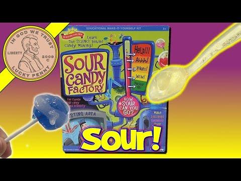 Sour Candy Factory Liquid Sour Candy & Sour Gummies Video #3