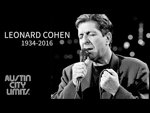 Austin City Limits 1411: Leonard Cohen