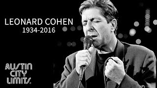 Austin City Limits 1411: Leonard Cohen
